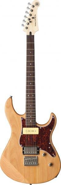 Yamaha Pacifica 311H electric guitar wood