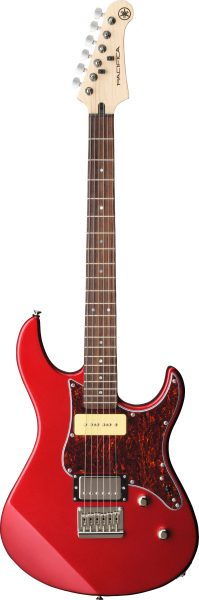 Yamaha Pacifica 311H electric guitar red