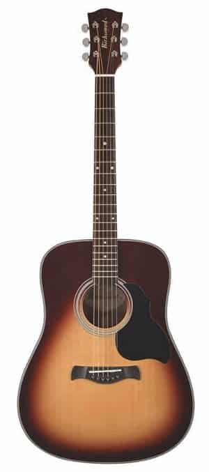 Richwood D-40SB akustisk guitar