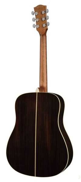 Richwood A-65-VA guitar back