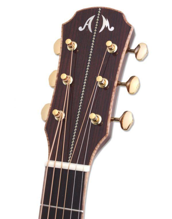 Aria MSG-05-N Top akustisk guitar top