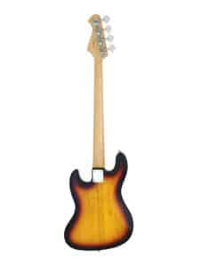 ARIA STB-JB BASS el-bas wood back