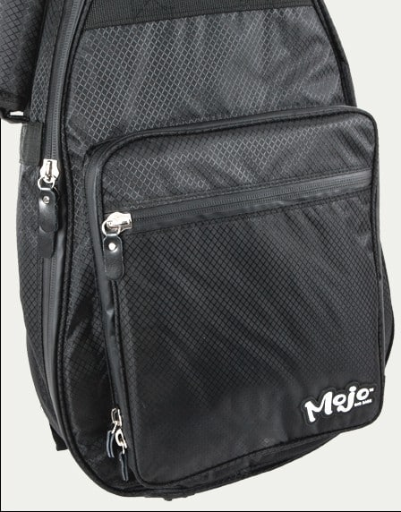 Mojo Classical gig bag polstret taske til klassisk guitar pocket