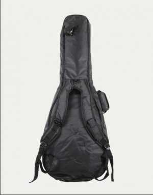 Mojo Classical gig bag polstret taske til klassisk guitar back
