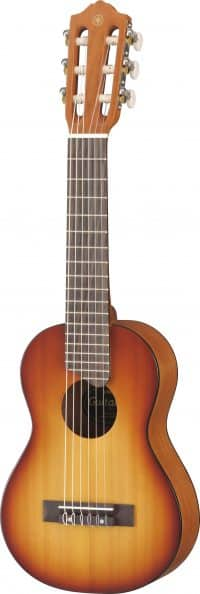 Yamaha Guitalele Tobacco Brown Sunburst