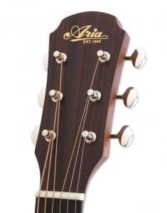 Aria Western guitar akustisk guitar top
