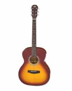 Aria 201 western guitar akustisk guitar 2